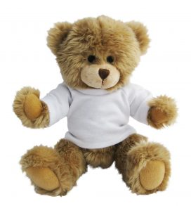 Personalised Jointed Bear