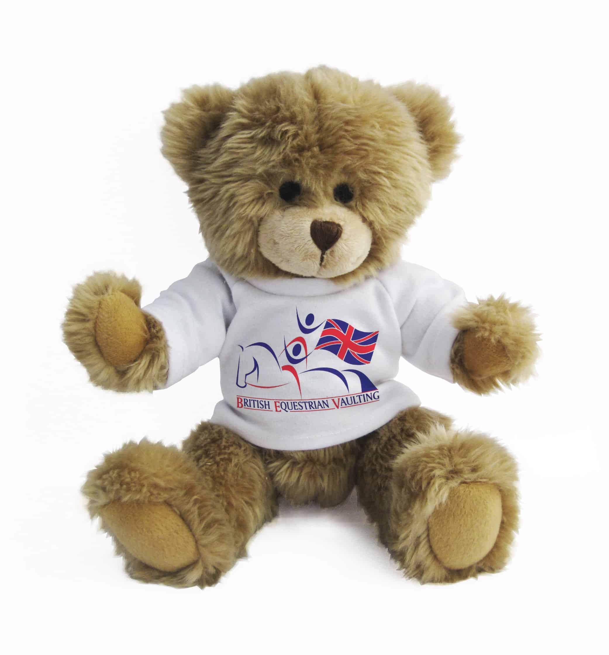 British Equestrian Vaulting Teddy Bear