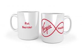 business staff mugs
