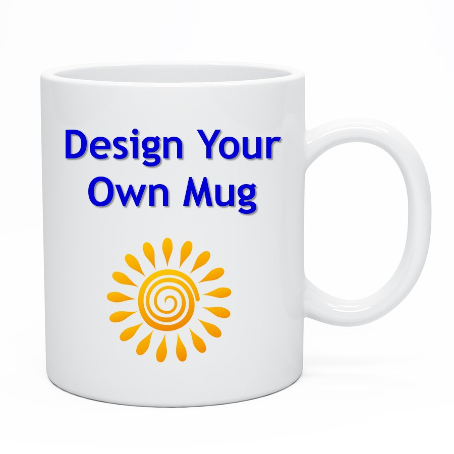 Printed Mugs for Individuals