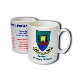 Printed Mugs for Schools