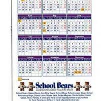 School Calendar Magents