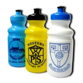 School Water Bottles