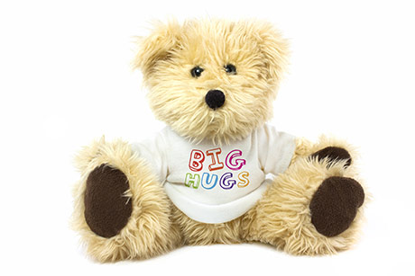 Cuddly teddy bear images - list style type css image center