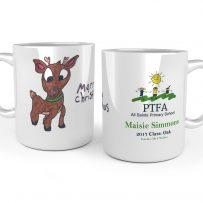 PTA Christmas Mug idea