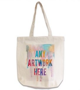 Personalised bag for life