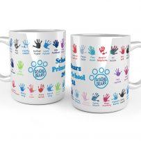 Class Fundraising Mug