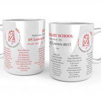 Year 6 school leavers mug