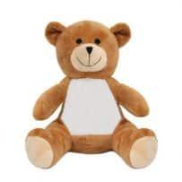 Direct Printed Teddy Bear