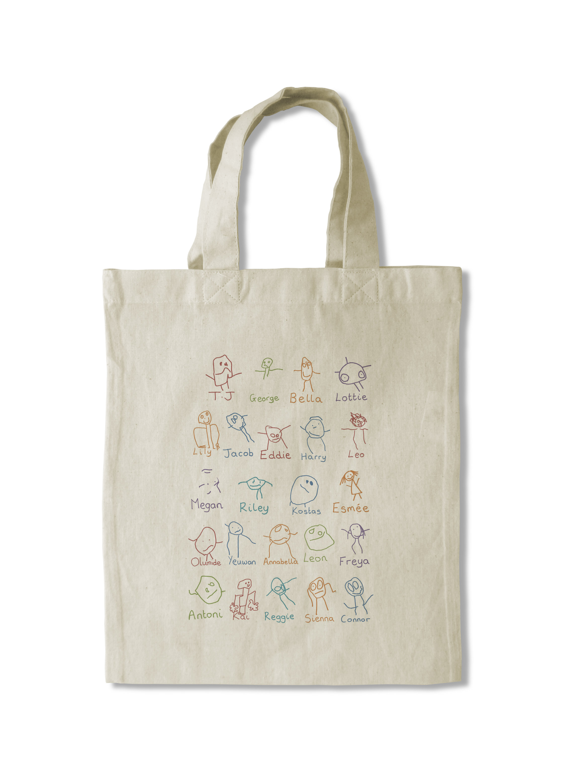 cef6a051d Tote Bags For School | An Ideal School Fundraising Idea | School Bears